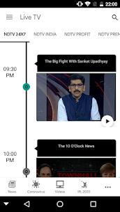 NDTV News – India (MOD, Premium) v9.1.3 4