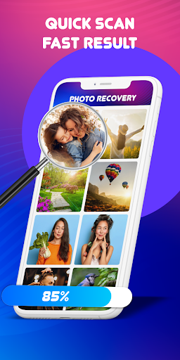 Photo Recovery screen 1