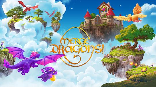 Merge Dragons MOD APK (Free Shopping) Download 6