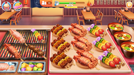 My Cooking - Restaurant Food Cooking Games 9.1.5031 screenshots 2