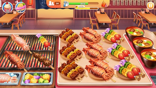 Free My Cooking – Restaurant Food Cooking Games Apk Download 2021 2