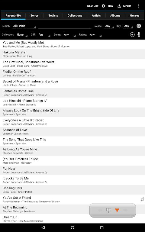 MobileSheetsPro Music Viewer  poster 0