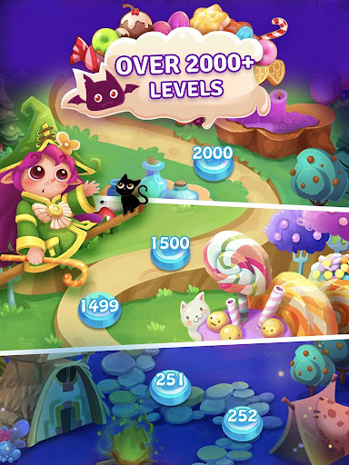 Candy Blast - 2020 Free Match 3 Games apkpoly screenshots 12