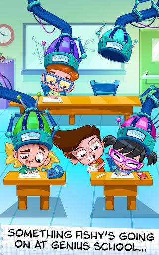 Cheating Tom 3 - Genius School screenshots 5