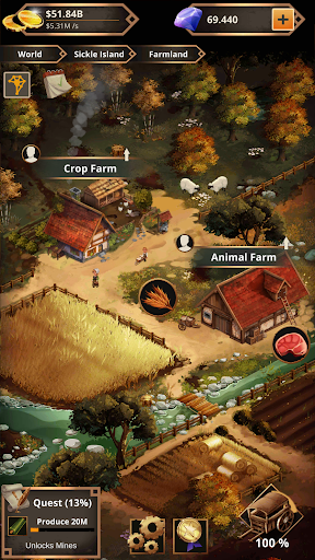 Idle Trading Empire 1.2.3 screenshots 2
