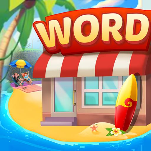 アリスのリゾート - ワードパズルゲーム