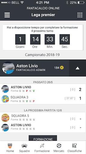 Fantacalcio Online 2020/2021  screenshots 4