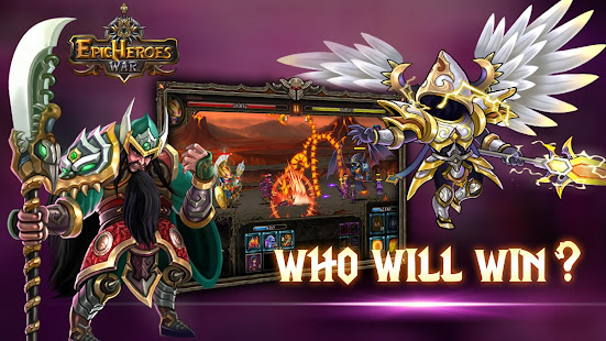 Epic Heroes - Dragon fight legends Unlimited Money