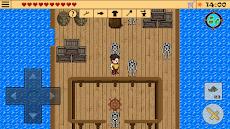 Survival RPG 2:神殿の遺跡・アドベンチャークラフトレトロ2D ロールプレイングゲームのおすすめ画像4