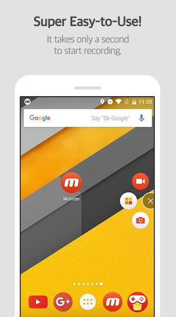 Mobizen Screen Recorder screenshot 2