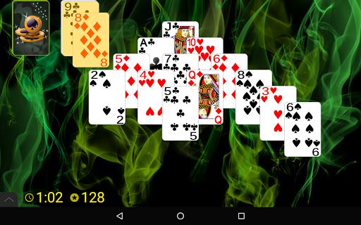 Pyramid Golf Solitaire screenshots 17