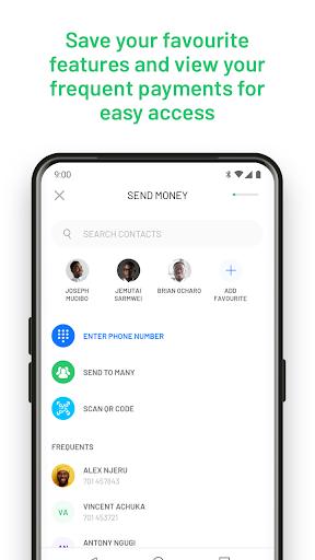 M-PESA android2mod screenshots 4