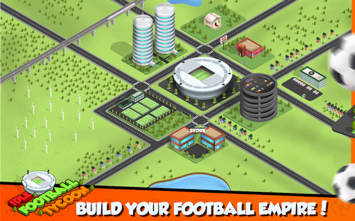 Idle Soccer Tycoon - Free Soccer Clicker Games 3.1.6 screenshots 6
