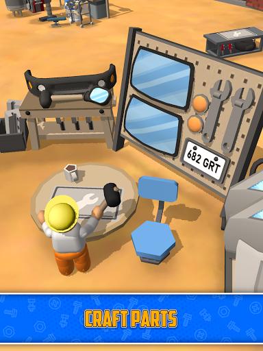 Scrapyard Tycoon Idle Game 0.11.1 screenshots 10