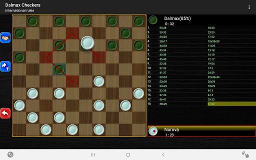 Checkers by Dalmax 8.2.0 Screenshots 9