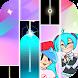 Friday Night Mod Hatsune Miku Piano Game - Androidアプリ