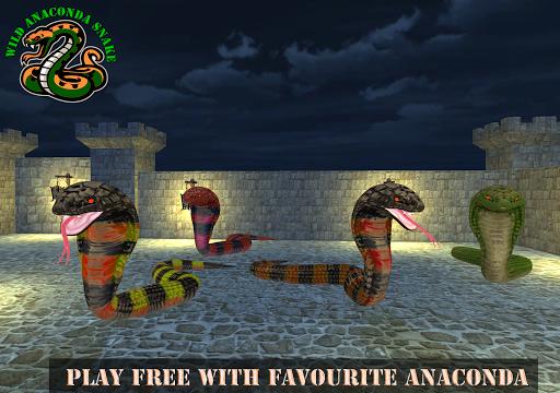 Real Anaconda Snake Maze Run 2021  screenshots 13