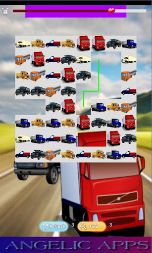 Trucks Match Race Game - Free For PC Windows (7, 8, 10, 10X) & Mac Computer Image Number- 7