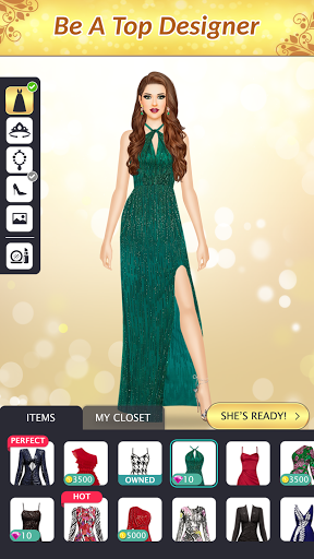 Indian Fashion Dressup Stylist  screenshots 7