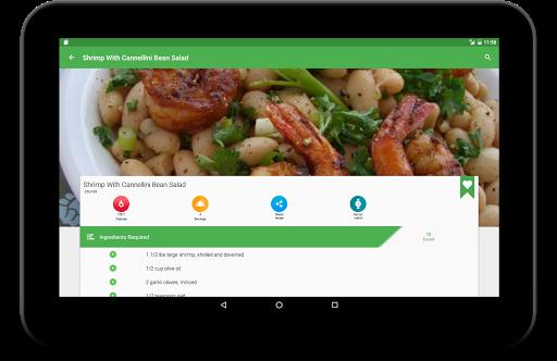 Seafood Recipes 44.0.0 screenshots 5