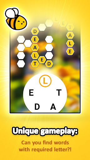 Spelling Bee - Crossword Puzzle Game 1.2.5266 screenshots 2