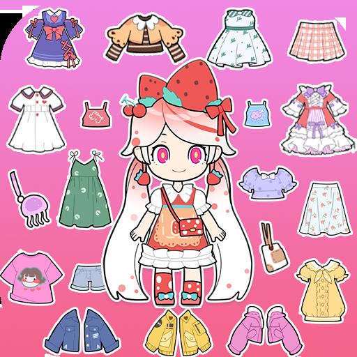 Vlinder Box:GoCha Character & Dress Up Games
