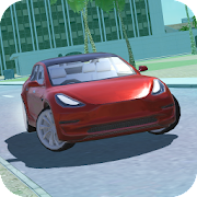 Urban Electric Car Game