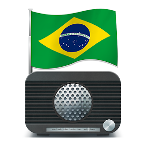 Radio Brazil Internet Radio FM Radio AM Radio 2.3.64 by AppMind Radio FM Radio Online Music and News logo
