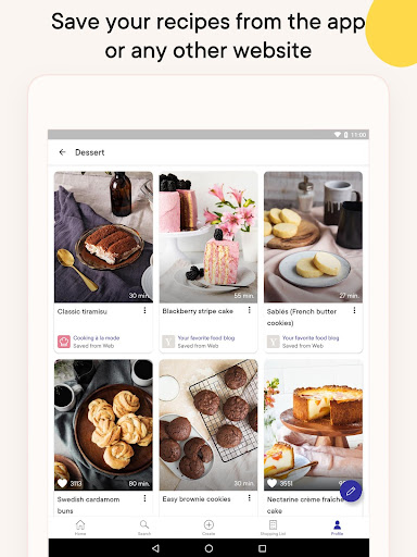 Foto do Kitchen Stories - Recipes & Cooking