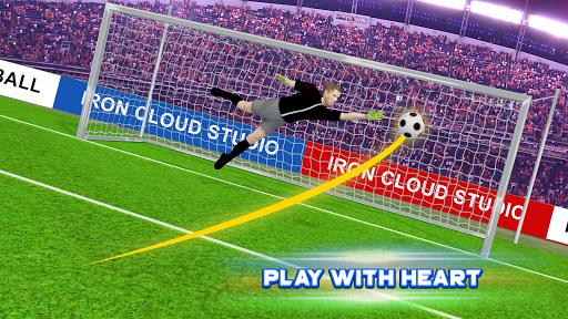 Soccer Strike Penalty Kick Football Super League u26bd 1.6 Screenshots 12