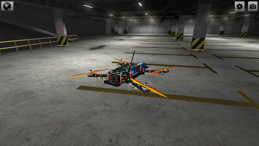 DRS ud83cudfae Drone Simulator 1.55 screenshots 13