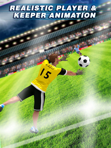 Real Football Player: Soccer Strike League Game 1.7 screenshots 15