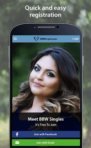 BBWCupid - BBW Dating App 4.0.0.2751 Screenshots 1