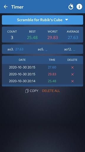 Cube Solver modavailable screenshots 8