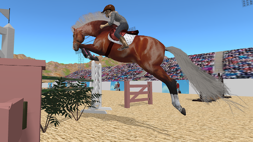 Jumpy Horse Show Jumping screenshots 7