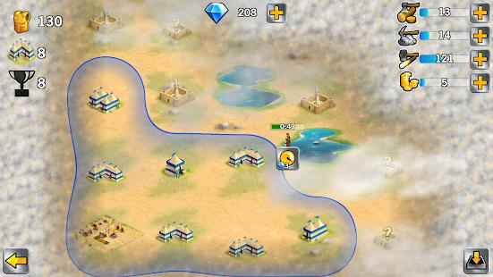 Battle Empire: Rome War Game 1.6.2 Screenshots 11