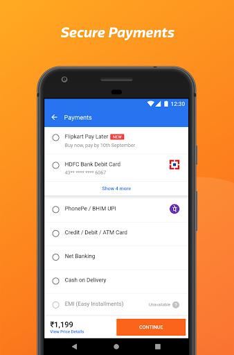 Flipkart Online Shopping App screenshots 6