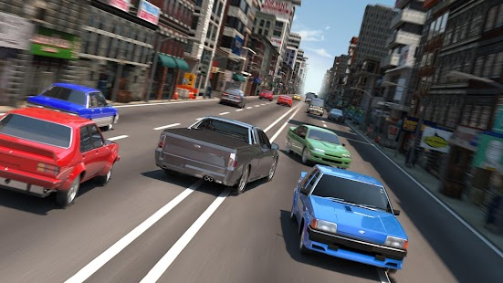 Aussie Wheels Highway Racer Screenshot