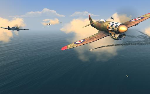 Warplanes: WW2 Dogfight  screenshots 12