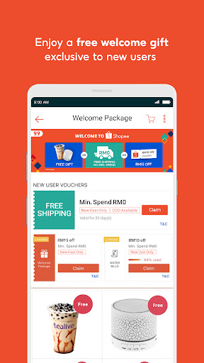 Shopee MY: 9.9 Shopping Day android2mod screenshots 8