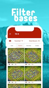Clash Base Layouts Directly Link   T Clasher Apk Download NEW 2021 4