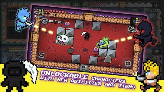 The Slimeking's Tower (No ads) MOD APK 1.5.1 (Unlimited Gold) 12