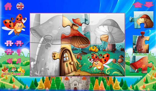 Puzzles from fairy tales screenshots 3