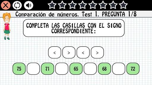 Matemu00e1ticas 7 au00f1os screenshots 13