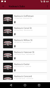 Nadeau's Subs  Apps For Pc – Free Download 2020 (Mac And Windows) 2