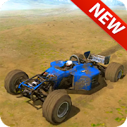 Formula Car Simulator 2020 - Offroad Racing Car