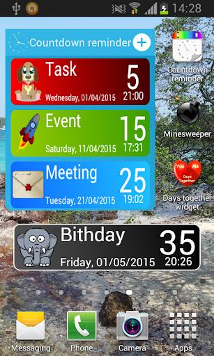 Add Reminder 1.68 Screenshots 1