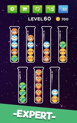 Ball Sort - Color Ball Puzzle & Sort Color 1.1.1 screenshots 5