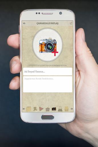 Evlat - Etkinlik Tanu0131tu0131m Uygulamasu0131  screenshots 5