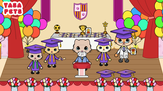 Yasa Pets School Screenshot